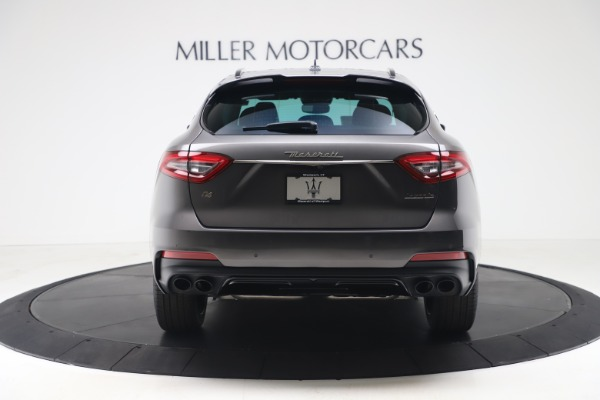 New 2020 Maserati Levante Q4 GranSport for sale $91,985 at Bentley Greenwich in Greenwich CT 06830 6