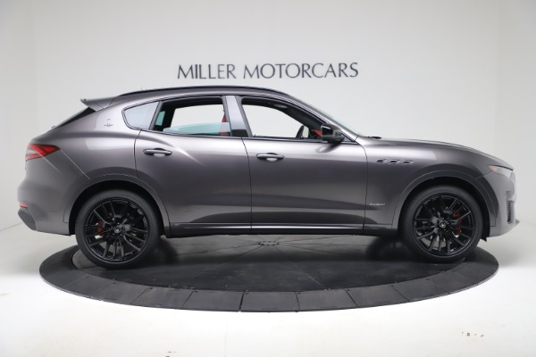 New 2020 Maserati Levante Q4 GranSport for sale $91,985 at Bentley Greenwich in Greenwich CT 06830 9