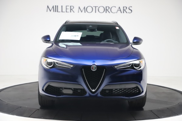 New 2019 Alfa Romeo Stelvio Ti Sport Q4 for sale $56,690 at Bentley Greenwich in Greenwich CT 06830 12