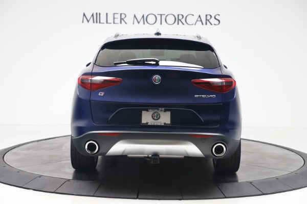 New 2019 Alfa Romeo Stelvio Ti Sport Q4 for sale $56,690 at Bentley Greenwich in Greenwich CT 06830 6