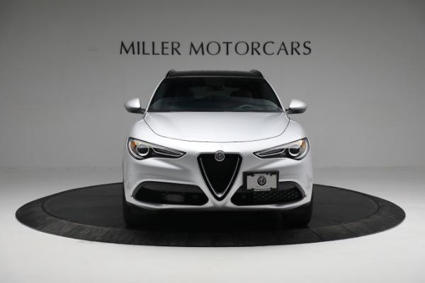 New 2019 Alfa Romeo Stelvio Ti Sport Q4 for sale $52,640 at Bentley Greenwich in Greenwich CT 06830 12
