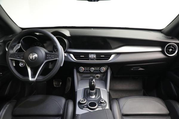 New 2019 Alfa Romeo Stelvio Ti Sport Q4 for sale $52,640 at Bentley Greenwich in Greenwich CT 06830 16
