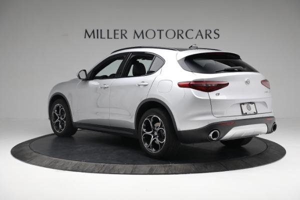 New 2019 Alfa Romeo Stelvio Ti Sport Q4 for sale $52,640 at Bentley Greenwich in Greenwich CT 06830 5