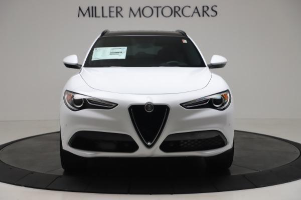 New 2019 Alfa Romeo Stelvio Ti Sport Q4 for sale $52,140 at Bentley Greenwich in Greenwich CT 06830 12