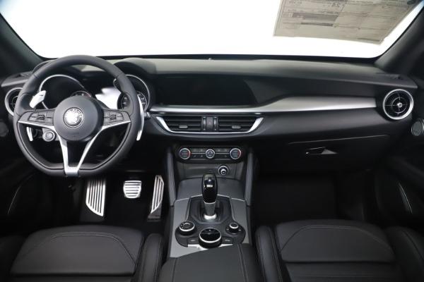 New 2019 Alfa Romeo Stelvio Ti Sport Q4 for sale $52,140 at Bentley Greenwich in Greenwich CT 06830 16