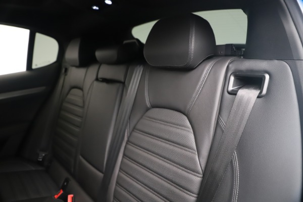 New 2019 Alfa Romeo Stelvio Ti Sport Q4 for sale $52,140 at Bentley Greenwich in Greenwich CT 06830 18
