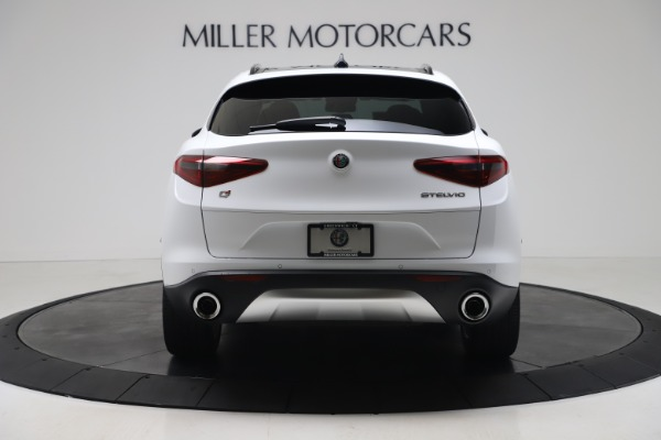 New 2019 Alfa Romeo Stelvio Ti Sport Q4 for sale $52,140 at Bentley Greenwich in Greenwich CT 06830 6