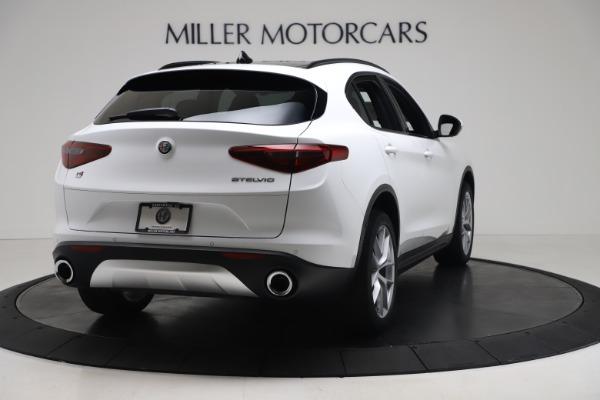New 2019 Alfa Romeo Stelvio Ti Sport Q4 for sale $52,140 at Bentley Greenwich in Greenwich CT 06830 7