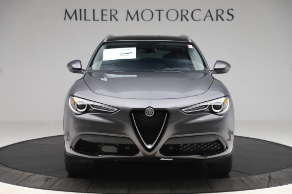 New 2019 Alfa Romeo Stelvio Ti Q4 for sale $51,090 at Bentley Greenwich in Greenwich CT 06830 12
