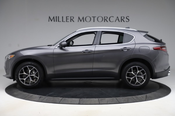 New 2019 Alfa Romeo Stelvio Ti Q4 for sale $51,090 at Bentley Greenwich in Greenwich CT 06830 3