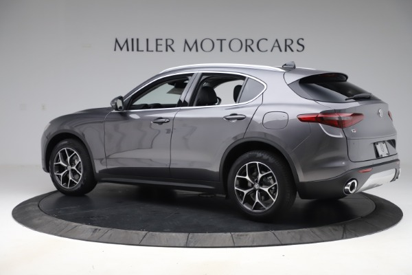 New 2019 Alfa Romeo Stelvio Ti Q4 for sale $51,090 at Bentley Greenwich in Greenwich CT 06830 4