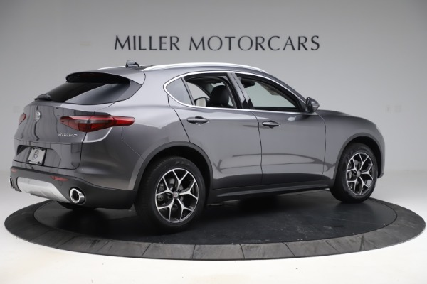 New 2019 Alfa Romeo Stelvio Ti Q4 for sale $51,090 at Bentley Greenwich in Greenwich CT 06830 8