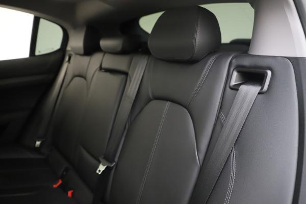 New 2019 Alfa Romeo Stelvio Ti Q4 for sale $51,090 at Bentley Greenwich in Greenwich CT 06830 18