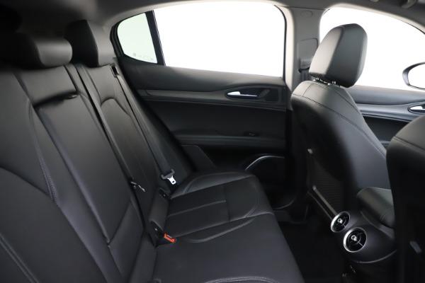 New 2019 Alfa Romeo Stelvio Ti Q4 for sale Sold at Bentley Greenwich in Greenwich CT 06830 27