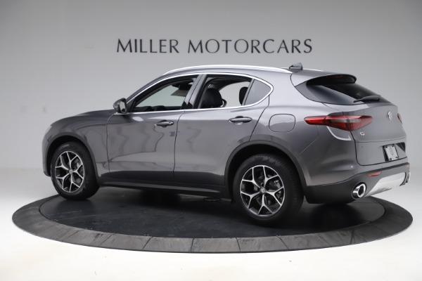 New 2019 Alfa Romeo Stelvio Ti Q4 for sale Sold at Bentley Greenwich in Greenwich CT 06830 4