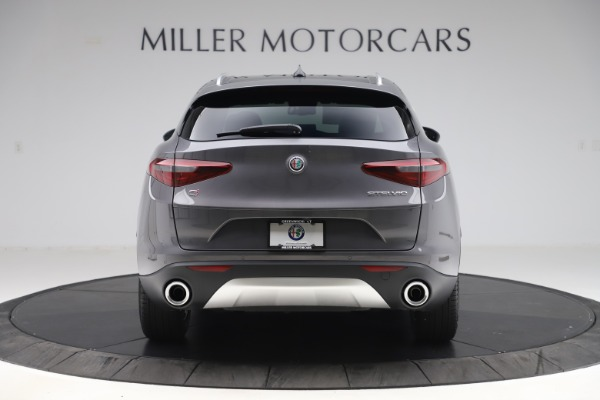 New 2019 Alfa Romeo Stelvio Ti Q4 for sale $51,090 at Bentley Greenwich in Greenwich CT 06830 6