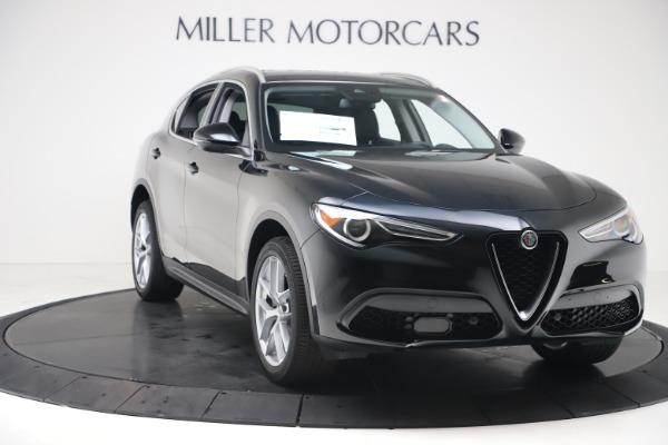 New 2019 Alfa Romeo Stelvio Ti Q4 for sale $51,840 at Bentley Greenwich in Greenwich CT 06830 11