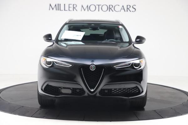 New 2019 Alfa Romeo Stelvio Ti Q4 for sale $51,840 at Bentley Greenwich in Greenwich CT 06830 12