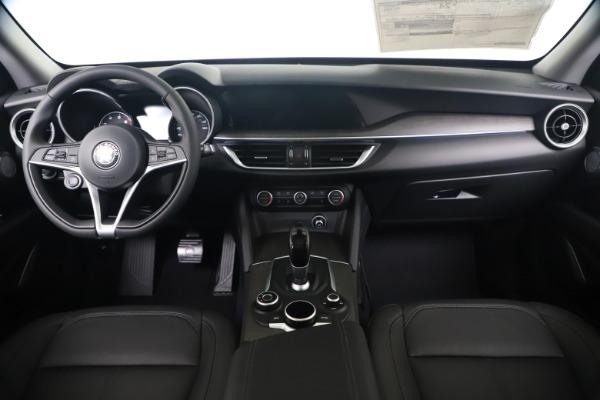 New 2019 Alfa Romeo Stelvio Ti Q4 for sale $51,840 at Bentley Greenwich in Greenwich CT 06830 16