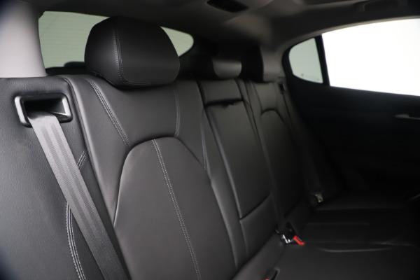 New 2019 Alfa Romeo Stelvio Ti Q4 for sale $51,840 at Bentley Greenwich in Greenwich CT 06830 26