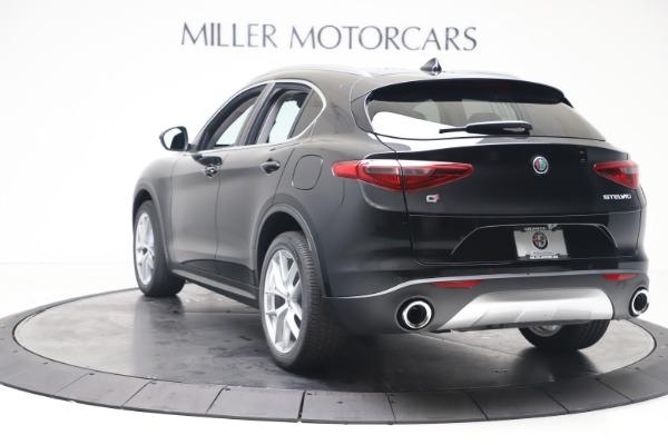 New 2019 Alfa Romeo Stelvio Ti Q4 for sale $51,840 at Bentley Greenwich in Greenwich CT 06830 5