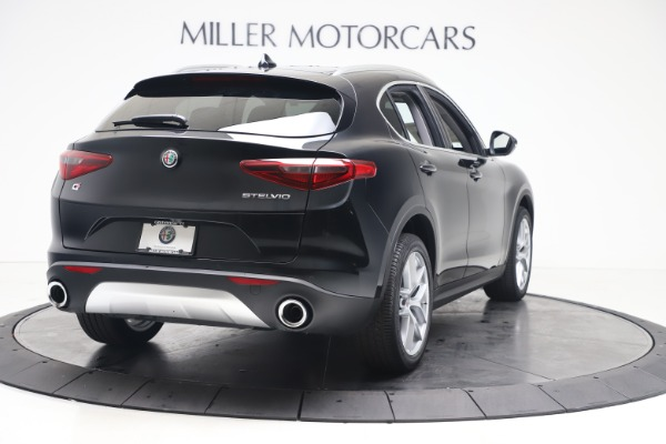 New 2019 Alfa Romeo Stelvio Ti Q4 for sale $51,840 at Bentley Greenwich in Greenwich CT 06830 7