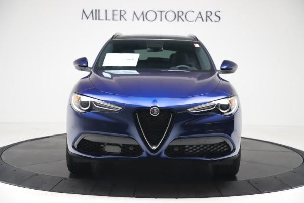 New 2019 Alfa Romeo Stelvio Ti Sport Q4 for sale $53,990 at Bentley Greenwich in Greenwich CT 06830 12