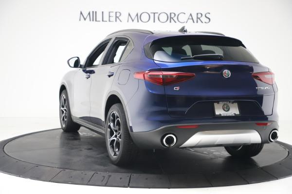New 2019 Alfa Romeo Stelvio Ti Sport Q4 for sale $53,990 at Bentley Greenwich in Greenwich CT 06830 5