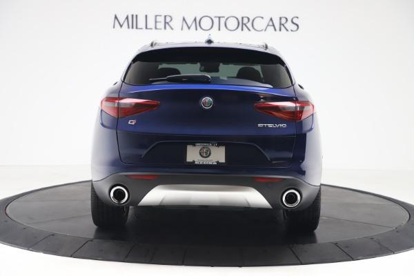New 2019 Alfa Romeo Stelvio Ti Sport Q4 for sale $53,990 at Bentley Greenwich in Greenwich CT 06830 6