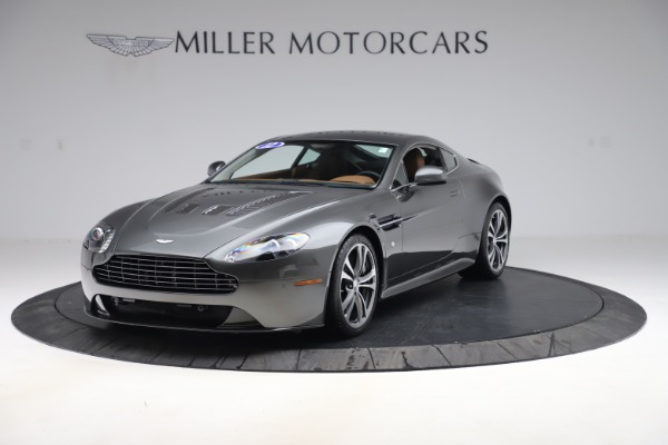 Used 2012 Aston Martin V12 Vantage Coupe for sale $115,900 at Bentley Greenwich in Greenwich CT 06830 12