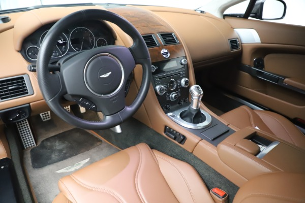 Used 2012 Aston Martin V12 Vantage Coupe for sale $115,900 at Bentley Greenwich in Greenwich CT 06830 14