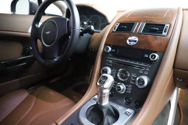 Used 2012 Aston Martin V12 Vantage Coupe for sale $115,900 at Bentley Greenwich in Greenwich CT 06830 17