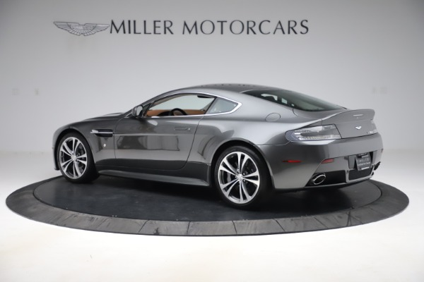 Used 2012 Aston Martin V12 Vantage Coupe for sale $115,900 at Bentley Greenwich in Greenwich CT 06830 3