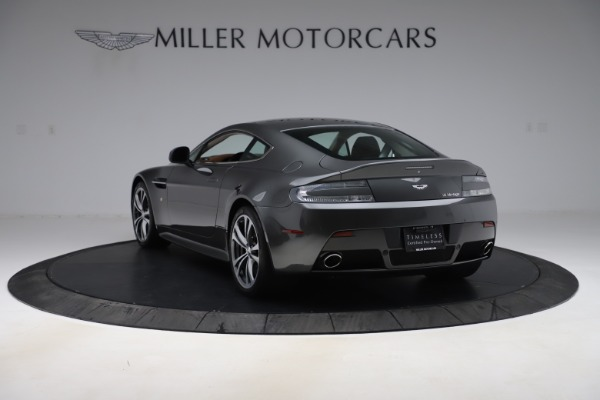 Used 2012 Aston Martin V12 Vantage Coupe for sale $115,900 at Bentley Greenwich in Greenwich CT 06830 4