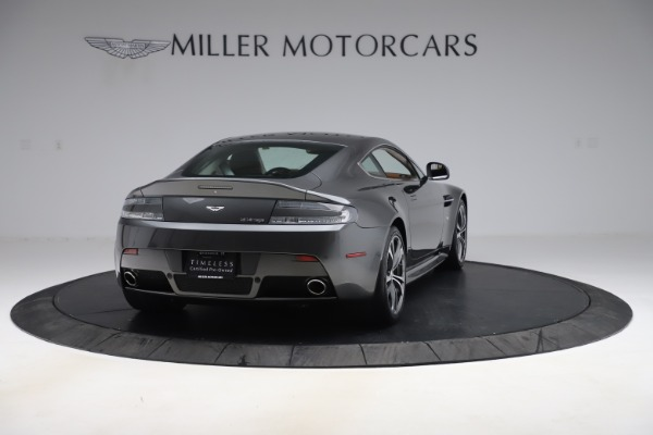 Used 2012 Aston Martin V12 Vantage Coupe for sale $115,900 at Bentley Greenwich in Greenwich CT 06830 6