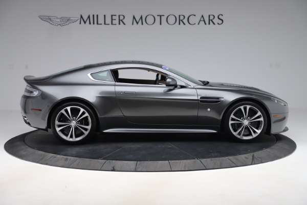 Used 2012 Aston Martin V12 Vantage Coupe for sale $115,900 at Bentley Greenwich in Greenwich CT 06830 8
