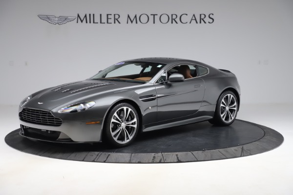 Used 2012 Aston Martin V12 Vantage Coupe for sale $115,900 at Bentley Greenwich in Greenwich CT 06830 1