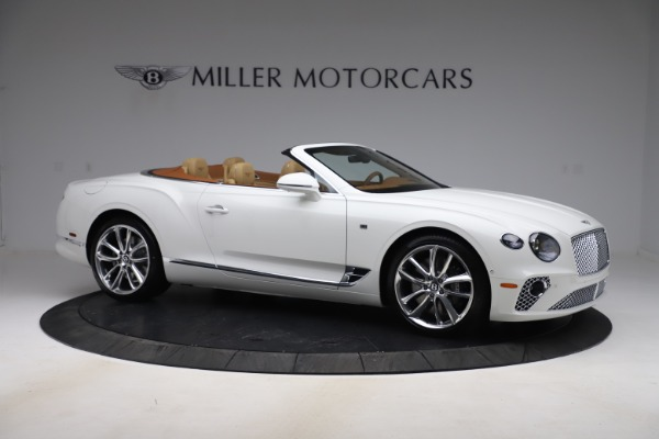 New 2020 Bentley Continental GTC V8 for sale $279,560 at Bentley Greenwich in Greenwich CT 06830 10