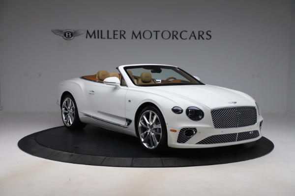 New 2020 Bentley Continental GTC V8 for sale $279,560 at Bentley Greenwich in Greenwich CT 06830 11