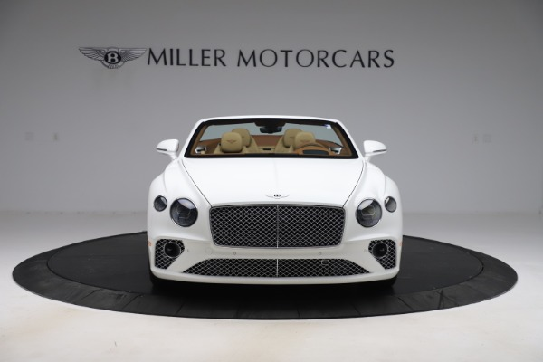 New 2020 Bentley Continental GTC V8 for sale $279,560 at Bentley Greenwich in Greenwich CT 06830 12