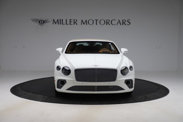 New 2020 Bentley Continental GTC V8 for sale $279,560 at Bentley Greenwich in Greenwich CT 06830 13
