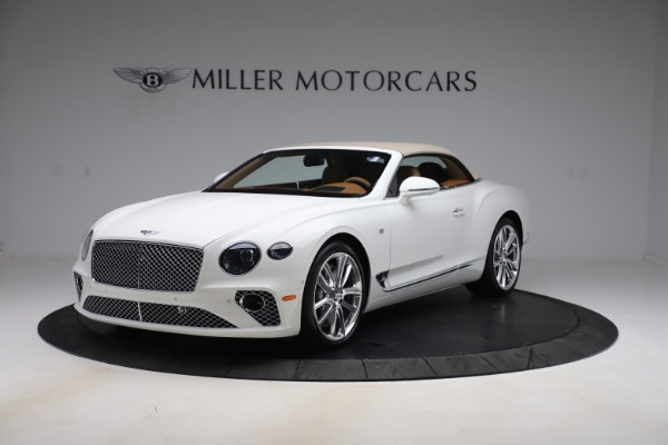 New 2020 Bentley Continental GTC V8 for sale $279,560 at Bentley Greenwich in Greenwich CT 06830 14