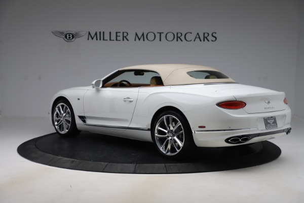 New 2020 Bentley Continental GTC V8 for sale $279,560 at Bentley Greenwich in Greenwich CT 06830 16