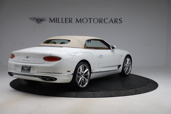 New 2020 Bentley Continental GTC V8 for sale $279,560 at Bentley Greenwich in Greenwich CT 06830 18