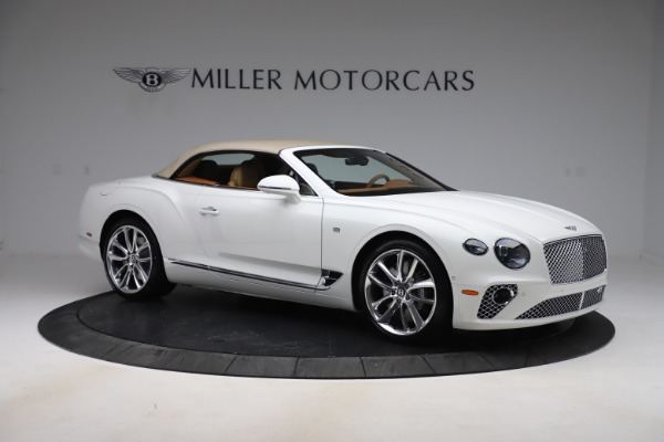 New 2020 Bentley Continental GTC V8 for sale $279,560 at Bentley Greenwich in Greenwich CT 06830 20