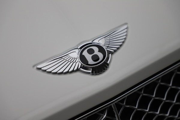 New 2020 Bentley Continental GTC V8 for sale $279,560 at Bentley Greenwich in Greenwich CT 06830 23