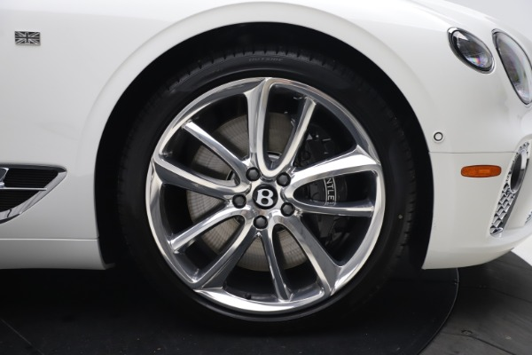 New 2020 Bentley Continental GTC V8 for sale $279,560 at Bentley Greenwich in Greenwich CT 06830 24