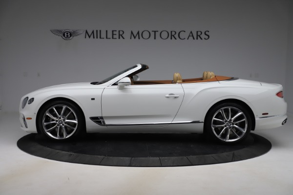 New 2020 Bentley Continental GTC V8 for sale $279,560 at Bentley Greenwich in Greenwich CT 06830 3