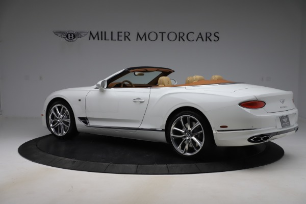 New 2020 Bentley Continental GTC V8 for sale $279,560 at Bentley Greenwich in Greenwich CT 06830 4