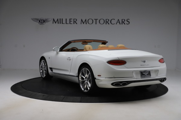 New 2020 Bentley Continental GTC V8 for sale $279,560 at Bentley Greenwich in Greenwich CT 06830 5